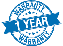 PortionPro 1 year warranty