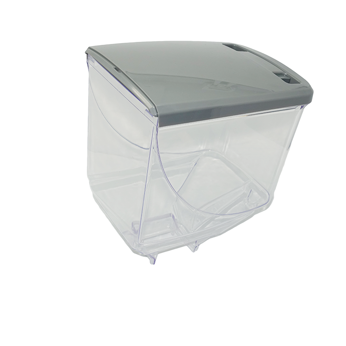 PortionPro food bin and lid
